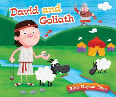 David and Goliath - Barbour Publishing, Inc (Creator)