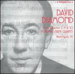 David Diamond: String Quartets Nos. 2, 9, 10