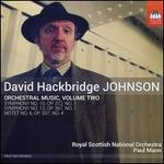 David Hackbridge Johnson: Orchestral Music, Vol. 2