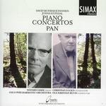 David Monrad Johansen, Johan Kvandal: Piano Concertos; Pan