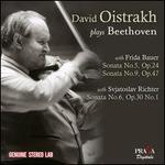 David Oistrakh plays Beethoven [Praga]