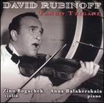 David Rubinoff: Tango Tzigane