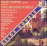 David Shifrin Presents Two Brahms Soirées