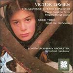 Davies:Piano Concerto/Good Times