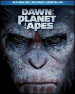 Dawn of the Planet of the Apes [Blu-ray] [3D] [Includes Digital Copy] [UltraViolet]