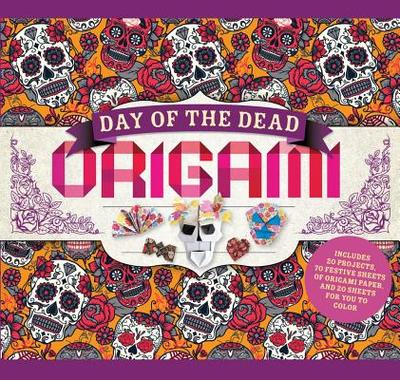 Day of the Dead Origami - Hinkler Books