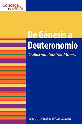 de Genesis a Deuteronomio - Ramirez-Munoz, Guillermo