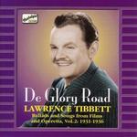 De Glory Road: Ballads & Songs from Films & Operetta, Vol. 2