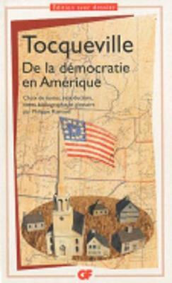 De la democratie en Amerique - Tocqueville, Alexis de