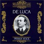 De Luca - Prima Voce