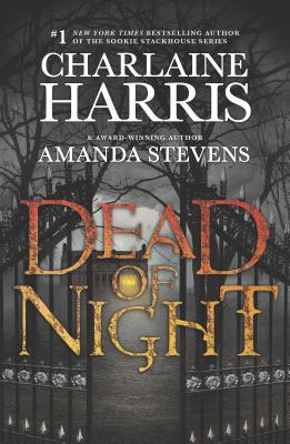 Dead of Night: Dancers in the Dark\The Devil's Footprints - Harris, Charlaine, and Stevens, Amanda