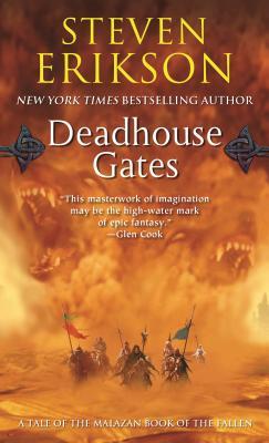 Deadhouse Gates - Erikson, Steven
