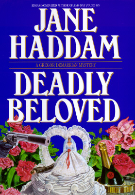 Deadly Beloved - Haddam, Jane
