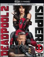 Deadpool 2 [4K Ultra HD Blu-ray/Blu-ray] - David Leitch