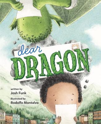 Dear Dragon: A Pen Pal Tale - Funk, Josh