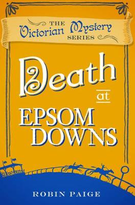 Death At Epsom Downs - Paige, Robin