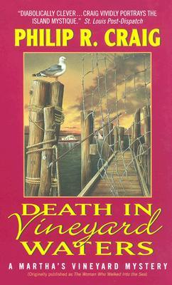 Death in Vineyard Waters - Craig, Philip R