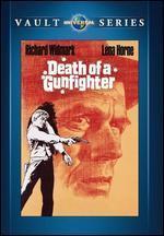 Death of a Gunfighter - Alan Smithee; Don Siegel; Robert J. Totten