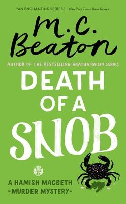 Death of a Snob - Beaton, M C