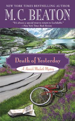 Death of Yesterday - Beaton, M C