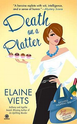 Death on a Platter - Viets, Elaine