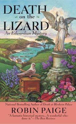 Death on the Lizard - Paige, Robin