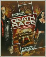 Death Race [2 Discs] [Includes Digital Copy] [UltraViolet] [Blu-ray/DVD]
