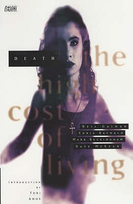 Death: the high cost of living - Gaiman, Neil, and Amos, Tori (Introduction by)