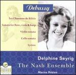 Debussy: Chamber & Vocal Music