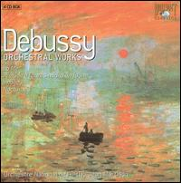 Debussy: Orchestral Works [Box Set] - Aldo Ciccolini (piano); Fabienne Boury (piano); Guy Dangain (clarinet); Jean Marie Londeix (saxophone);...