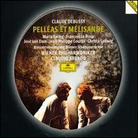 Debussy: Pelléas et Mélisande - Christa Ludwig (vocals); François LeRoux (vocals); Jean-Philippe Courtis (vocals); José van Dam (vocals);...
