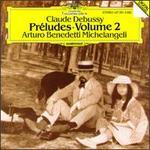 Debussy: Pr�ludes, Vol. 2