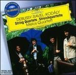 Debussy, Ravel, Kodály: String Quartets