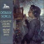 Debussy Songs - Claudette Leblanc (soprano); Valerie Tryon (piano)