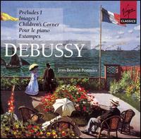 Debussy: Works for piano - Jean-Bernard Pommier (piano)
