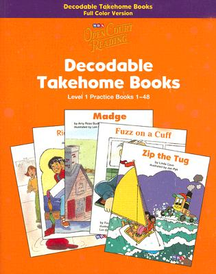 Decodable Takehome Books: Level 1: Practice Books 1-48 - McGraw-Hill Companies (Creator)