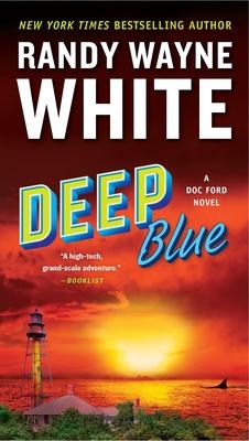 Deep Blue - White, Randy Wayne