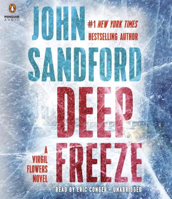 Deep Freeze - Sandford, John, and Conger, Eric (Read by)