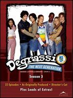 Degrassi: The Next Generation - Season 3 [3 Discs]