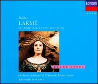 Delibes: Lakmé - Claude Cales (vocals); Emile Belcourt (vocals); Gabriel Bacquier (vocals); Gwenyth Annear (vocals); Jane Berbié (vocals);...