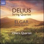 Delius, Elgar: String Quartets