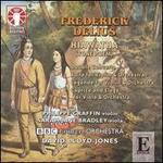 Delius: Hiawatha; Double Concerto; Suite for violin & orchestra; L?gende; Caprice and Elegy