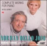 Dello Joio: Complete works for piano, Vol.2