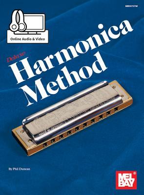 Deluxe Harmonica Method - Duncan, Phil