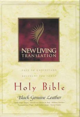 Deluxe Text Bible-Nlt - Tyndale House Publishers (Creator)
