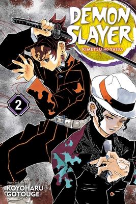 Demon Slayer: Kimetsu No Yaiba, Vol. 2, Volume 2 - Gotouge, Koyoharu