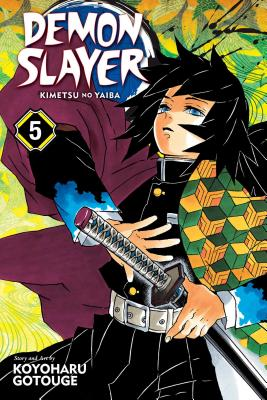Demon Slayer: Kimetsu No Yaiba, Vol. 5, Volume 5 - Gotouge, Koyoharu