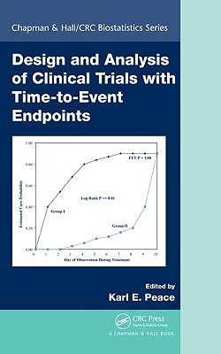 Design and Analysis of Clinical Trials with Time-To-Event Endpoints - Peace, Karl E (Editor)