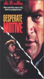 Desperate Motive - Andrew Lane