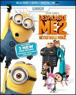 Despicable Me 2 [2 Discs] [Blu-ray/DVD]